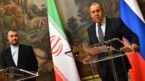С жалобой на Баку // Сергей Лавров и новый глава МИД Ирана сфокусировались на разном