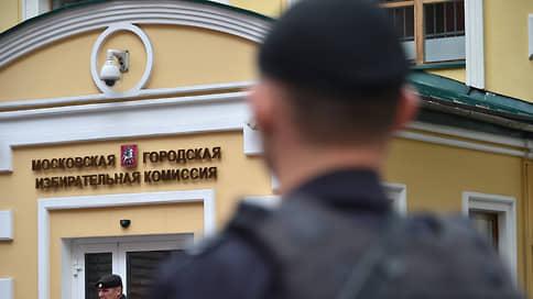Есть только МГИК между прошлым и будущим // Москва ждет предложений по кандидатурам в состав городского избиркома