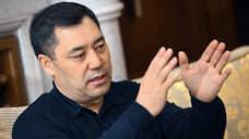 Президент Киргизии обставляет свой кабинет