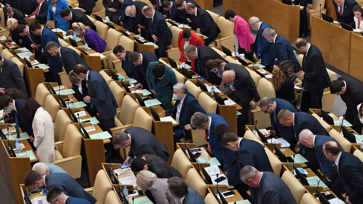 Депутаты поддержали щит родины
