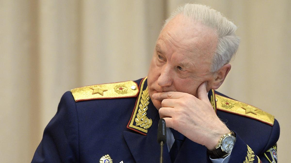 Александр Бастрыкин загнал следователя в дымоход