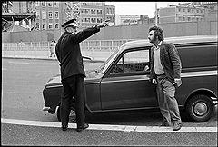 Ян Берри (Magnum). Лондон. Уайтчепел, 1973