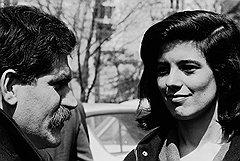С Гюнтером Грассом, 1966 год