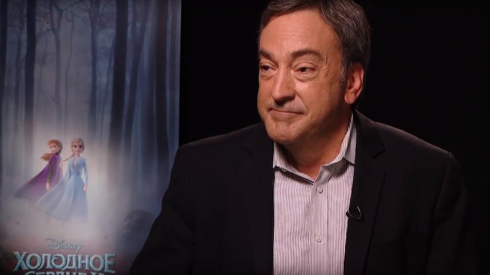 «Холодное сердце-2». Интервью с Питером дель Вечо, продюсер и старший вице-президент по производству, Walt Disney Animation / «Когда ты с кем-то работаешь, будь добр к этим людям...»