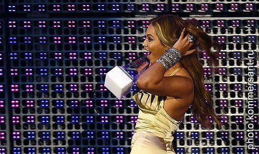19.11.2007 Церемония вручения премии American Music Awards