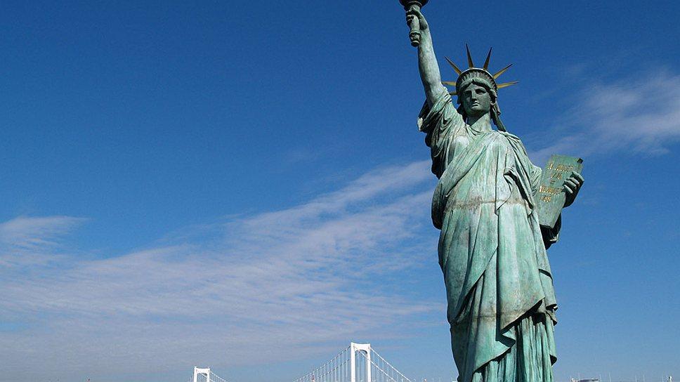 1788 год. Временной столицей США стал Нью-Йорк