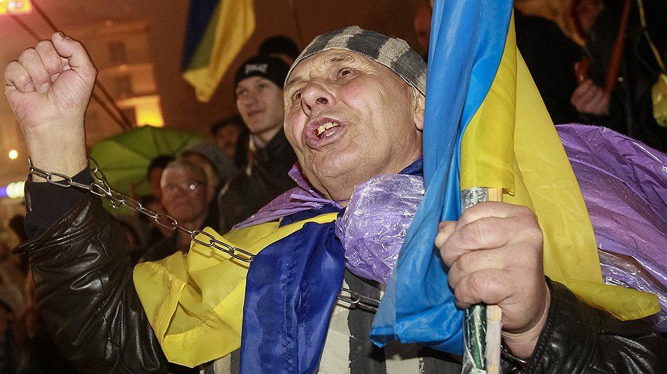 Как на Украине начались новые гражданские протесты