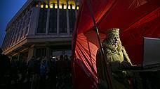 В Крыму произошел вооруженный захват правительственных зданий