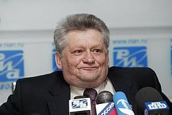 Губернатор Машковцев считает, что референдум по объединению двух регионов может состояться уже в октябре. Фото: Павел Смертин / Коммерсантъ. Загружается с сайта Ъ