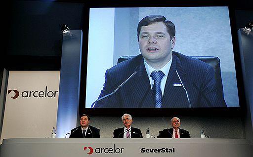 Arcelor-Северсталь