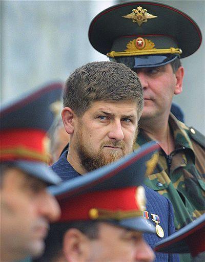 Рамзан Кадыров. Фото с сайта kommersant.ru