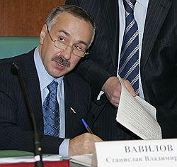 Как полагают кремлевские чиновники, Станислав Вавилов обладает всеми необходимыми для руководителя достоинствами. Фото: Дмитрий Духанин / Коммерсантъ. Загружается с сайта Ъ