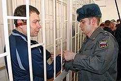 Владимиру Николаеву не вернули ни свободу, ни кресло градоначальника. Фото: Игорь Онучин / Коммерсантъ. Загружается с сайта Ъ