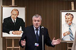 У нового спикера Совета федерации картина верховной власти в целом сложилась. Фото: Дмитрий Духанин / Коммерсантъ. Загружается с сайта Ъ
