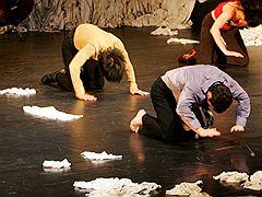 """Спектакль компании Les Ballets C. de la B. - """"Vsprs"""". В рамках 38-ого Международного фестиваля современного танца в Куопио"""