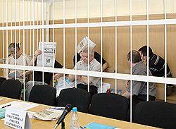 Присяжные признали, что в Тверской гордуме действовала организованная группа взяточников. Загружается с сайта Ъ
