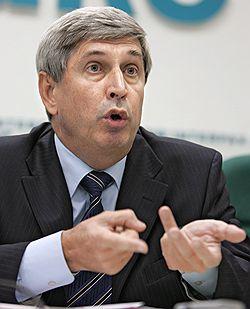 Иван Мельников уверен, что без компартии думские выборы не пройдут. Загружается с сайта Ъ