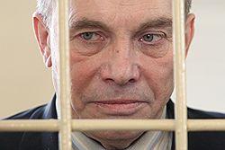 Николай Уткин назвал вынесенное ему наказание смертным приговором. Загружается с сайта Ъ