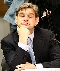 Сергей Дарькин имеет свои представления отом, кто должен стать мэром Владивостока. Загружается с сайта Ъ