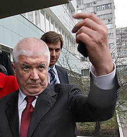 Новый президент «Олимпстроя» Виктор Колодяжный не позволит оценивать землю в Сочи случайным структурам. Загружается с сайта Ъ