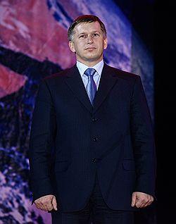 Владимир Афанасенков обещает решить проблемы Сочи с помощью федерального и краевого финансирования. Загружается с сайта Ъ