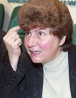 Подброшенная ртуть, по данным полиции, адвокату Москаленко не навредила. Загружается с сайта Ъ