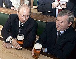 Уральский полпред Петр Латышев никогда на здоровье не жаловался. Загружается с сайта Ъ