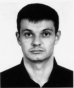 Посредника Андрея Космынина (на фото) объявляли в международный розыск, а нашли в Москве. Загружается с сайта Ъ