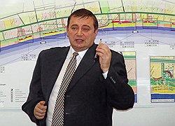 Анатолий Пахомов стал четвертым главой Сочи за последний год. Загружается с сайта Ъ
