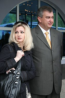 Виталий Бирюков признал вину в превышении должностных полномочий. Фото: Александра Ларинцева/Коммерсантъ. Загружается с сайта Ъ