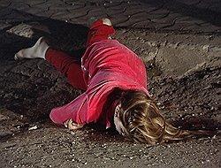 Боевики прошлись к Олимпу через блокпост // Милиционеров расстреляли заодно с девушками из сауны