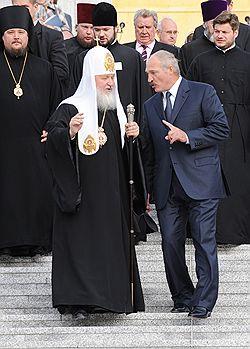 Александру Лукашенко не удастся устроить встречу глав РПЦ и Ватикана