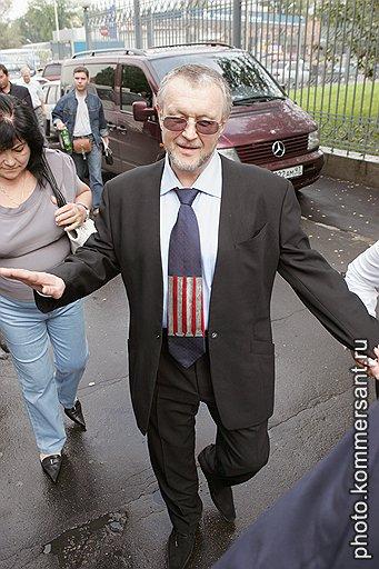Вячеслав Иваньков не прожил на свободе и пяти лет — его отпустили из-под стражи 18 июля 2005 года