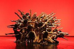 Ноймайеровщина вместо дягилевщины // Джон Ноймайер в Александринском театре