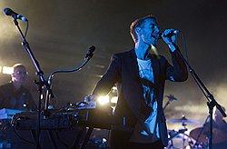 Massive Attack дали публике табло // Родоначальники трип-хопа выступили в Москве