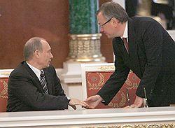 Глава ВТБ принес прибыль премьеру // Андрей Костин отчитался об итогах 2009 года