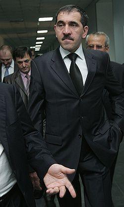 Ингушские судьи считают, что президент Юнус-Бек Евкуров (на фото) оказывает на них давление. Фото: Trend/PhotoXpress. Загружается с сайта Ъ