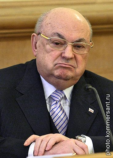 Временно исполняющий обязанности мэра Москвы Владимир Ресин