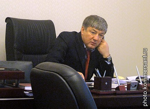 Первый вице-премьер Дагестана Ризван Курбанов