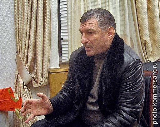 Начальник УФСИН России по республике Дагестан Муслим Даххаев