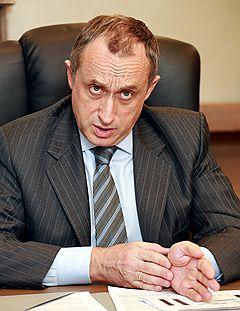 """Генеральный директор """"Атомредметзолото"""" Вадим Живов"""