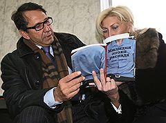 Адвокаты Сергей Мирзоев (слева) и Людмила Айвар (справа)