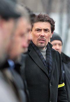 Руководитель московского отделения Федерации автомобилистов России (ФАР) Сергей Канаев