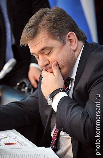 Министр энергетики России Сергей Шматко