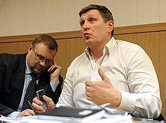 Николай Хованский и его представитель решением полностью довольны