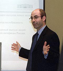 Управляющий инвестиционным фондом Hermitage Capital Уильям Браудер