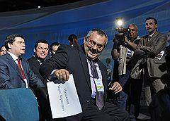 Борис Надеждин рад тому, что в партии наконец появилось единоначалие