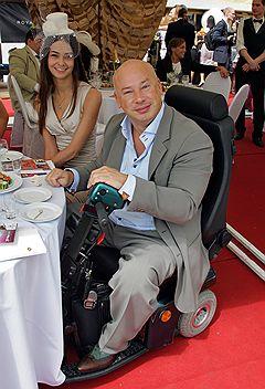 Совладелец компании Ritzio Entertainment Group Олег Бойко (справа)