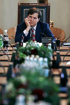 Бывший президент Банка Москвы Андрей Бородин