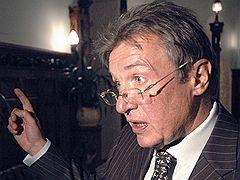 Пресс-секретарь Управления делами президента России Виктор Хреков